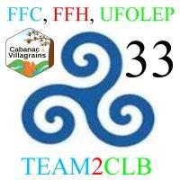 "Randonnée du club cyclisme le ""Team2CLB"""